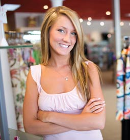 Fashion Merchandising Associate Degree